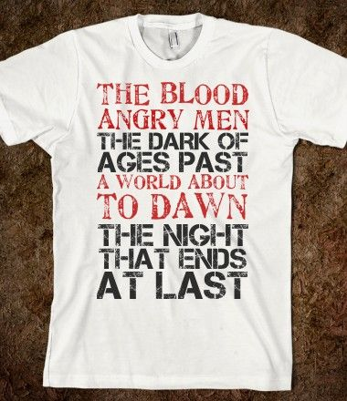 This website has a t-shirt to every movie, song, or fandom that ever existed!!! Like this awesome one!!