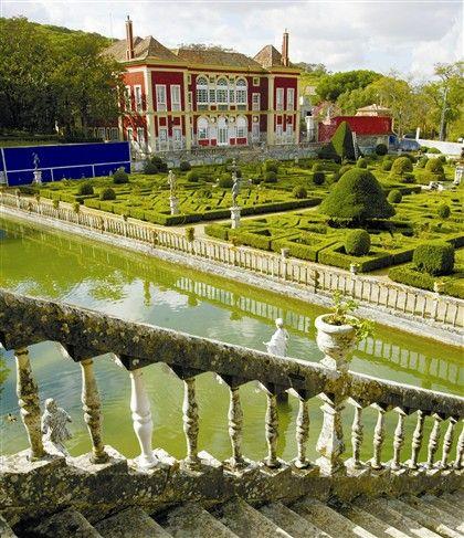 Palacio dos Marqueses de Fronteira  Lisboa