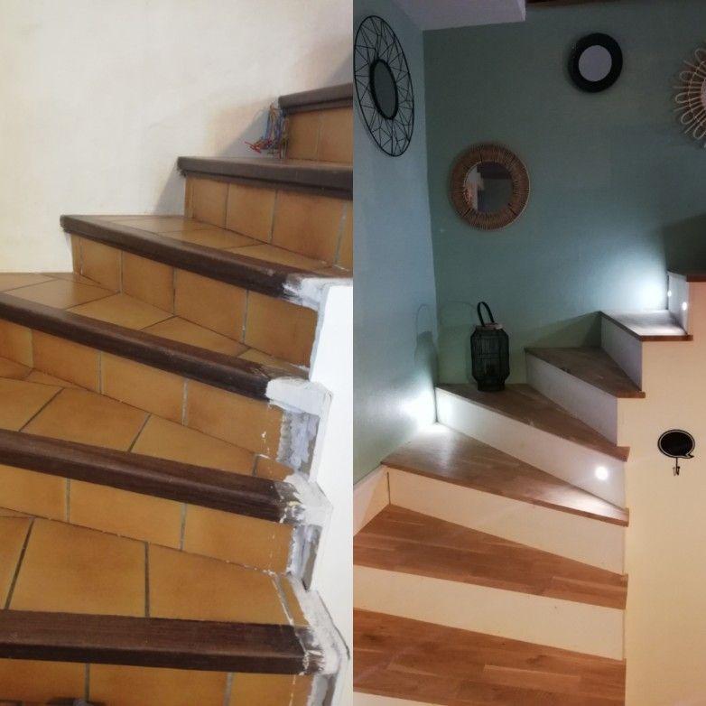 Renovation Escaliers Escalier Carrele Escalier Renover Escalier