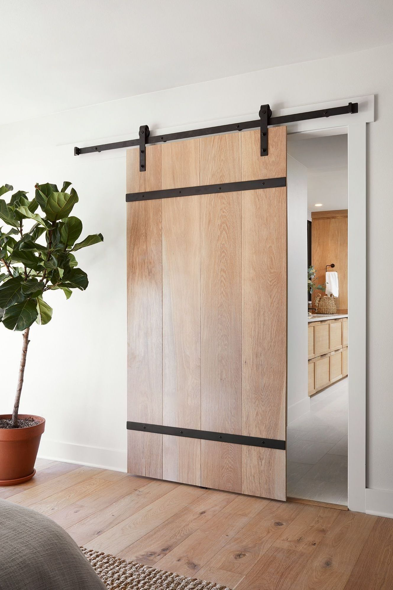 5 Impressive Modern Door Design Ideas Modern Barn Door Barn Door Designs Modern Sliding Doors