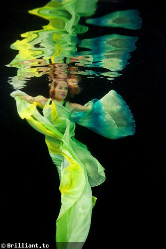 underwater fashion photography - Google Search