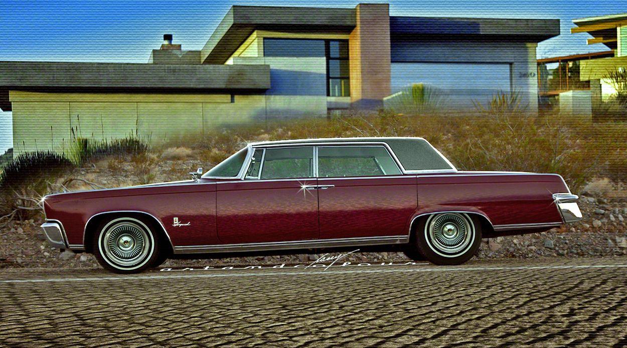 1964 Imperial South&ton Suicide Door Sedan & 1964 Imperial Southampton Suicide Door Sedan | 1960 to 1969 CARZ ...