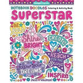 Notebook Doodles Superstar - New and Noteworthy
