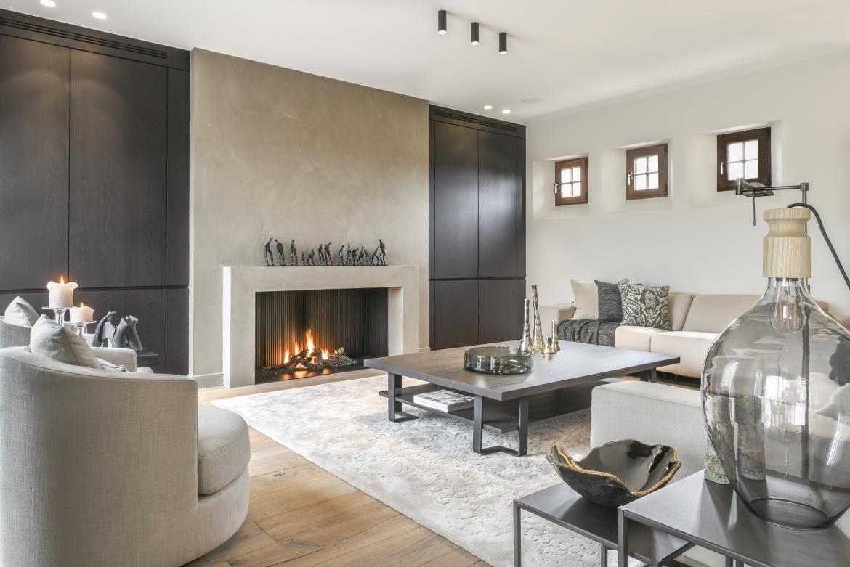 Verlichting Boven Salontafel Huis Interieur Huis Interieur Design Eetkamer Interieur