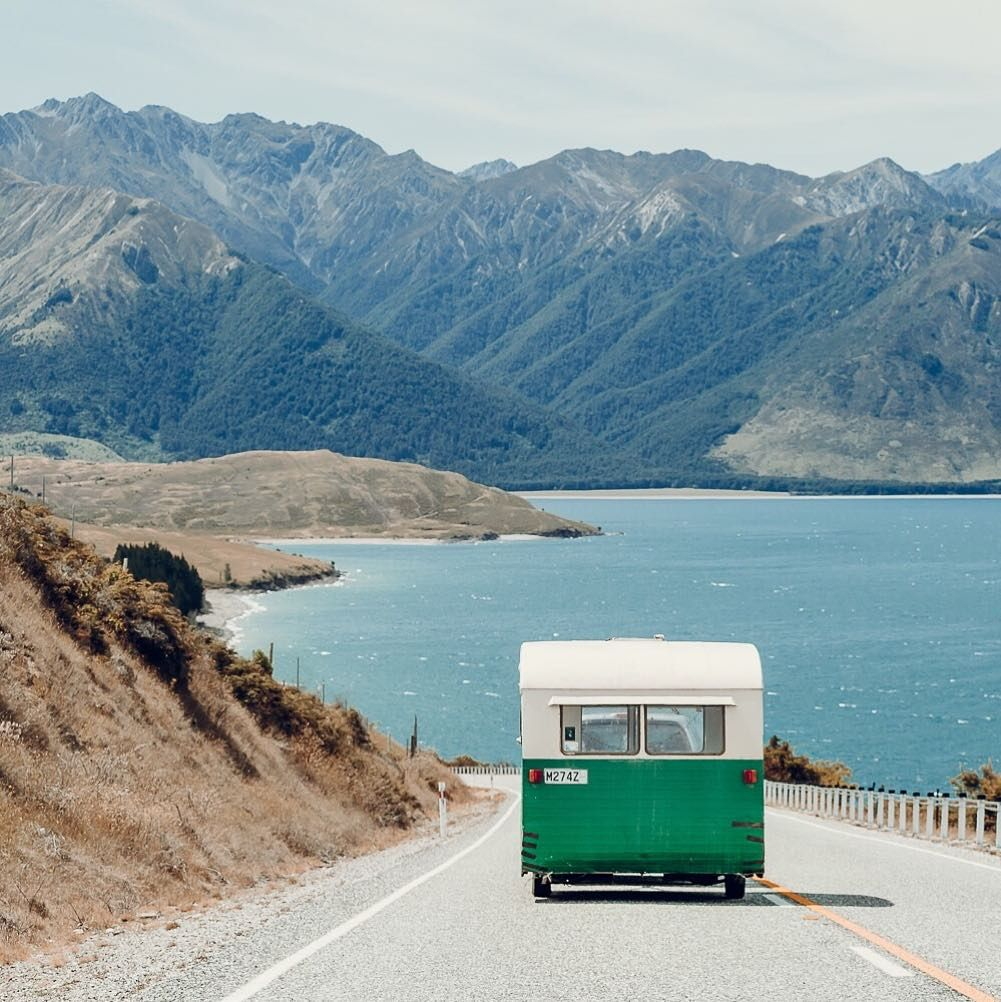The Road Less Travelled: Best Kept Secrets in New Zealand's South Island - six-two by Contiki