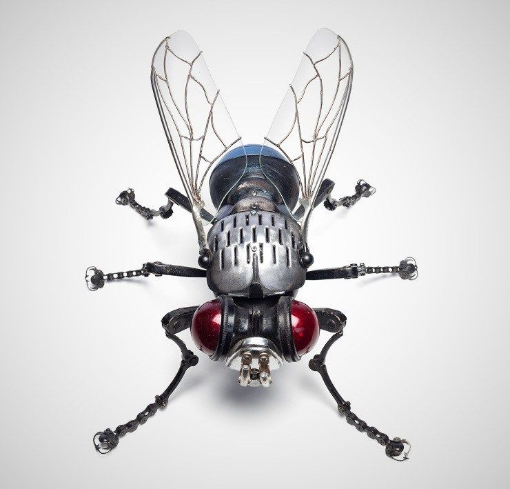 Cast-off Junk Creatures by Edouard Martinet – Men's Gear