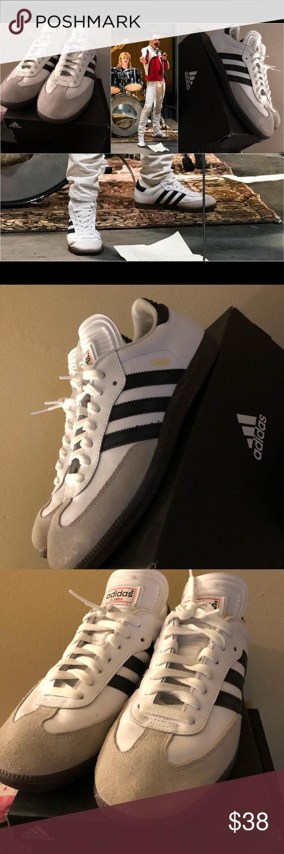 Oír de Seleccione Fiordo  Adidas Sambas Classic | Adidas samba white, Sambas, Adidas samba