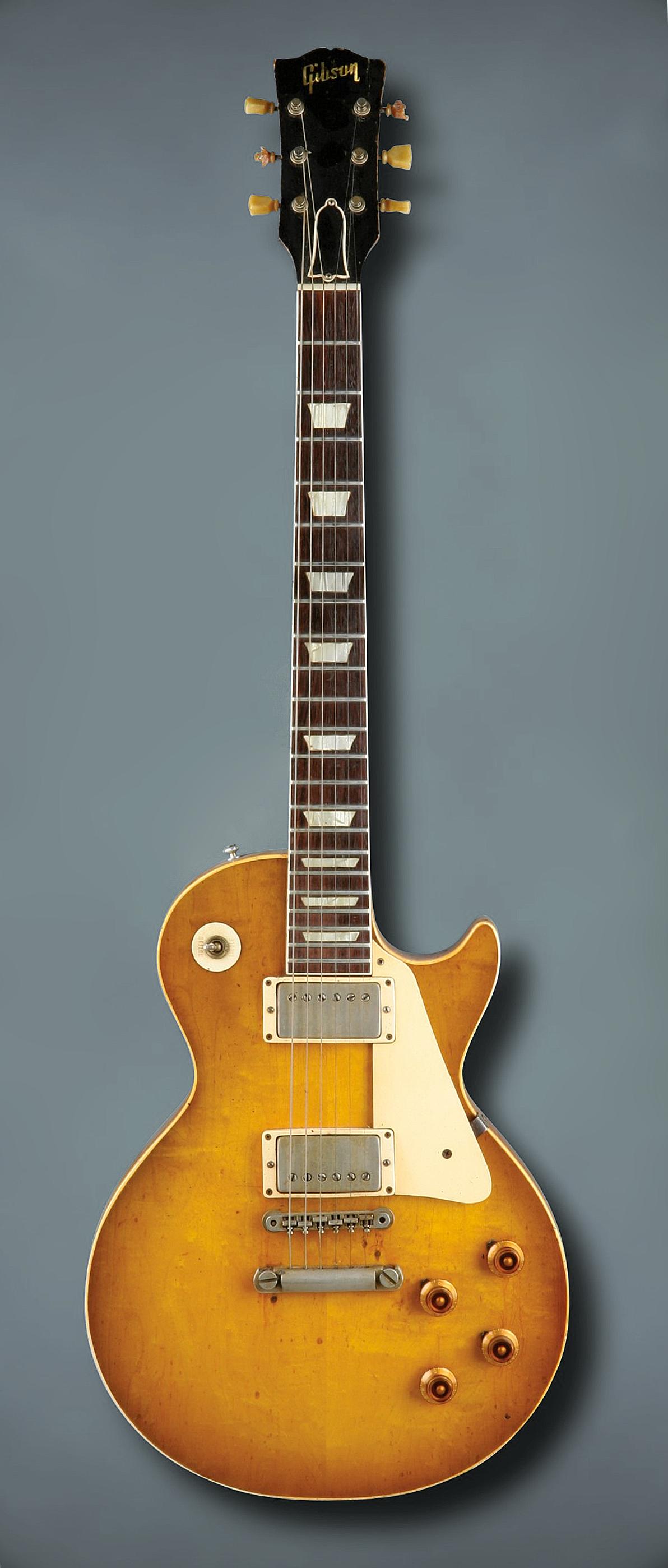 guitare electrique keith richards