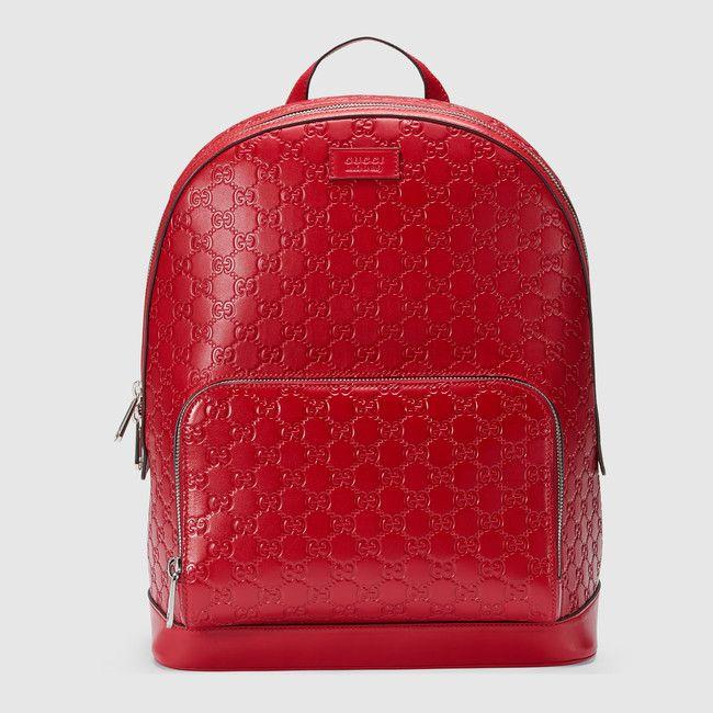 Men s Backpacks, Leather Backpacks, Gucci Bags, Gucci Gucci, Gucci Men,  Leather f8a8763a3c