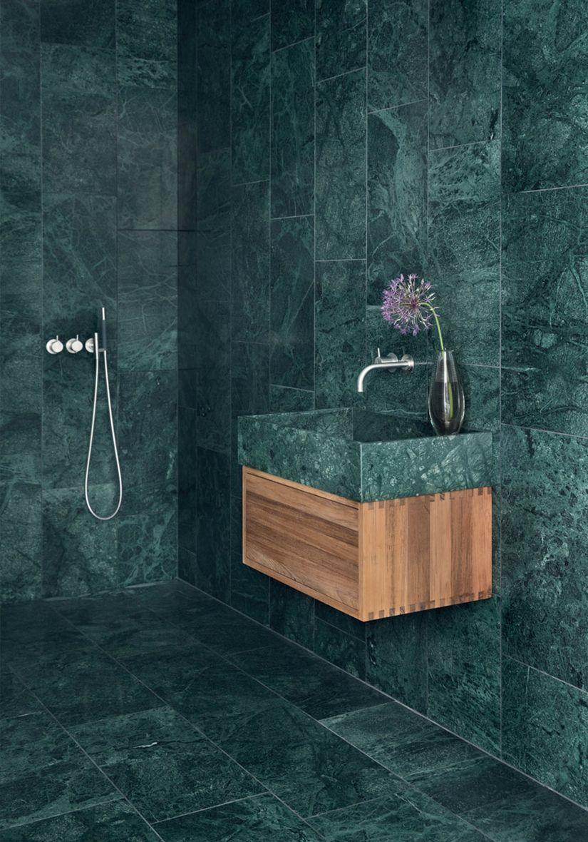 Best 25+ Green marble bathroom ideas on Pinterest | Green ...