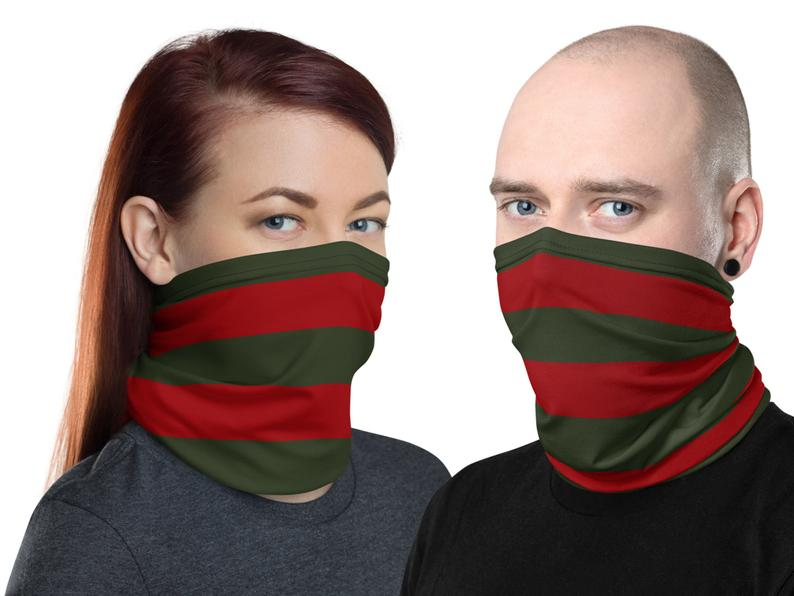 Pin On Neck Gaiters Masks