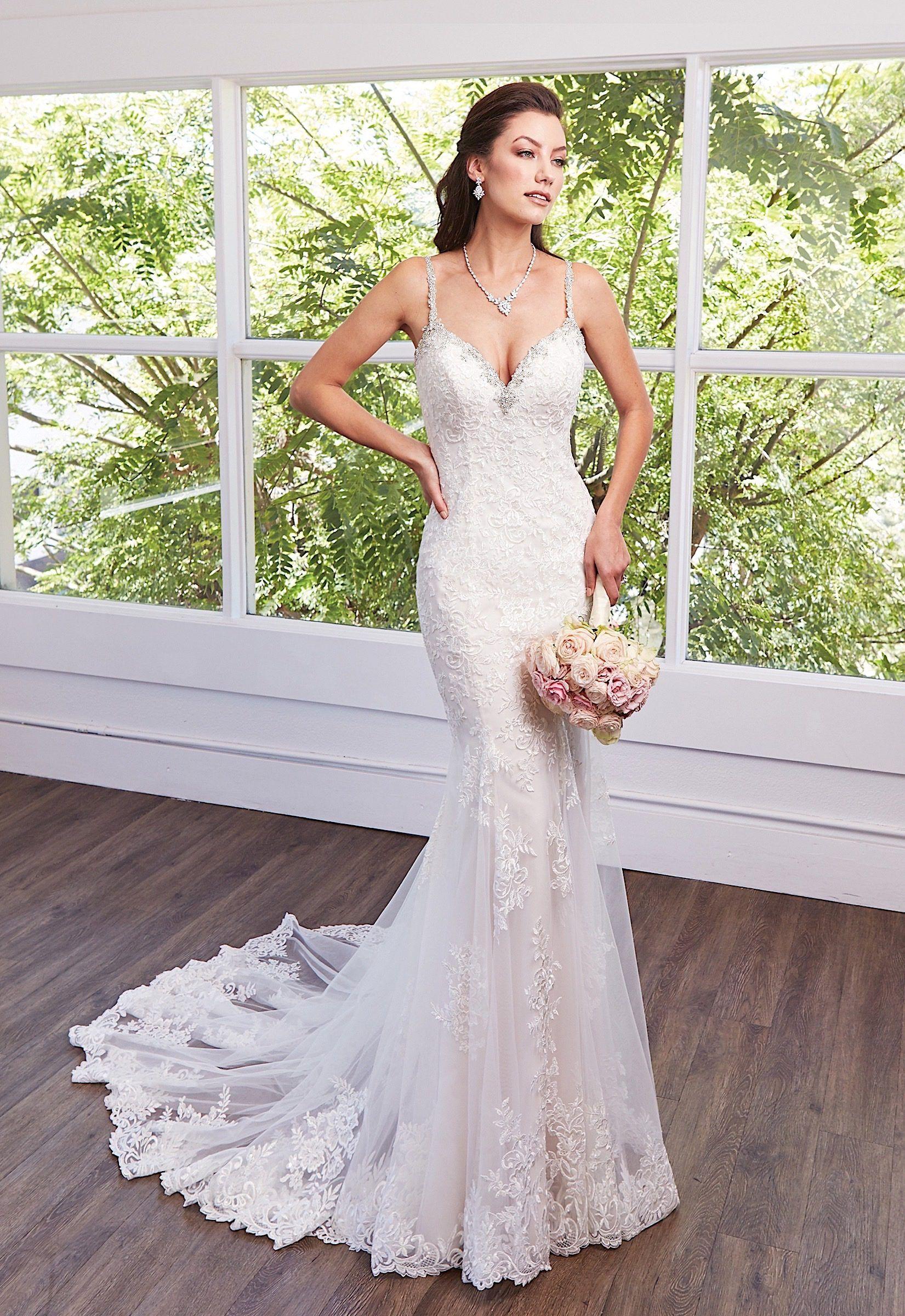 New 2018 Bridal Collection September Wedding Dresses Designer