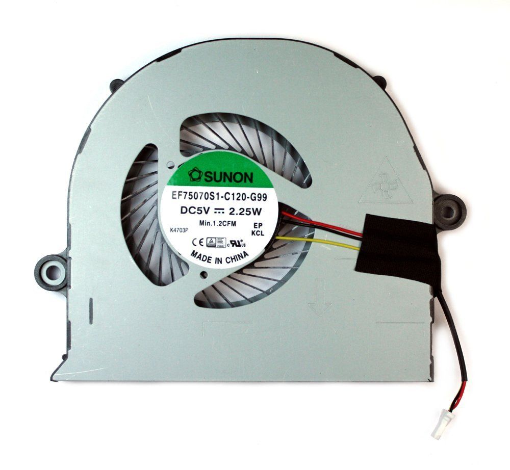 Ssea New Original Laptop Cpu Cooling Fan For Acer Aspire E5 471 E5