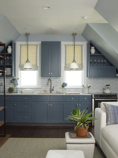 kitchen cabinets with silver satin paint color - Google ...