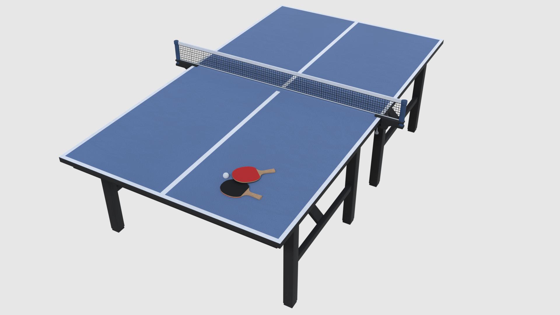 Table Tennis Set Game Ready Table Tennis Set Table Tennis Set Game