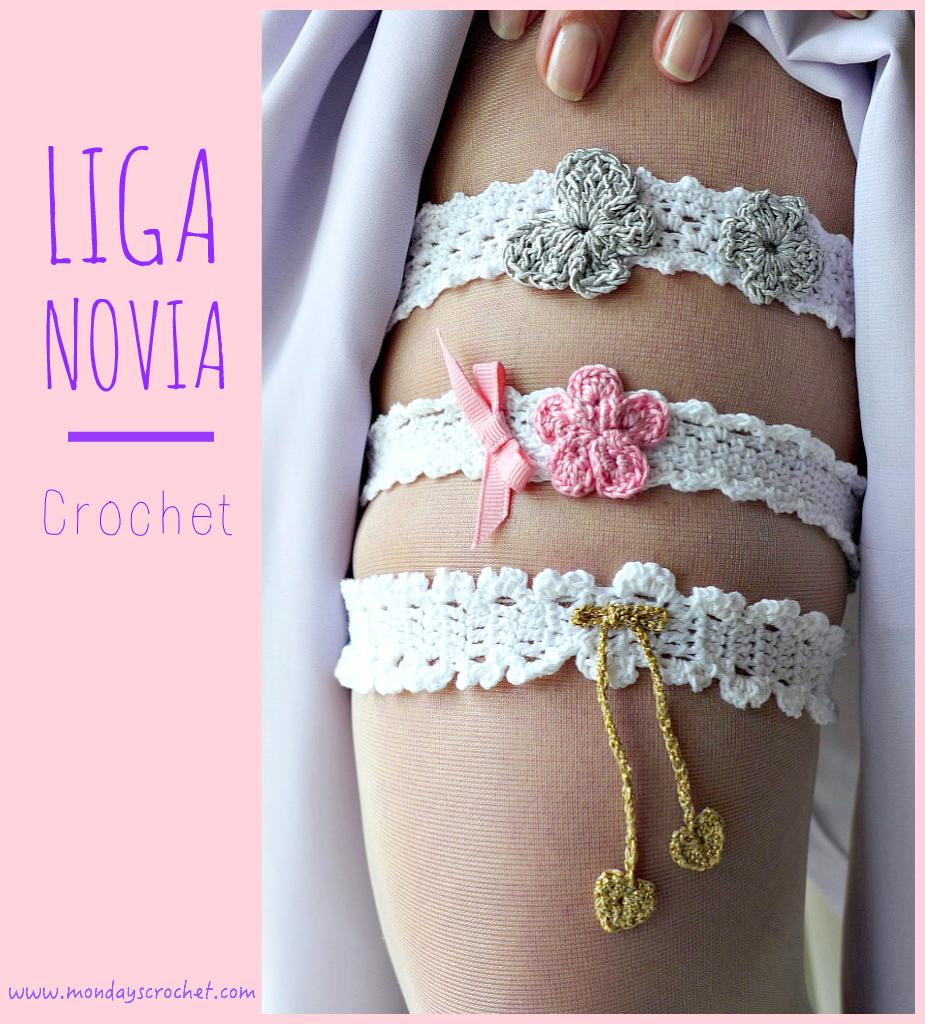 Portada-liga-novia | Handarbeit | Pinterest | Handarbeiten