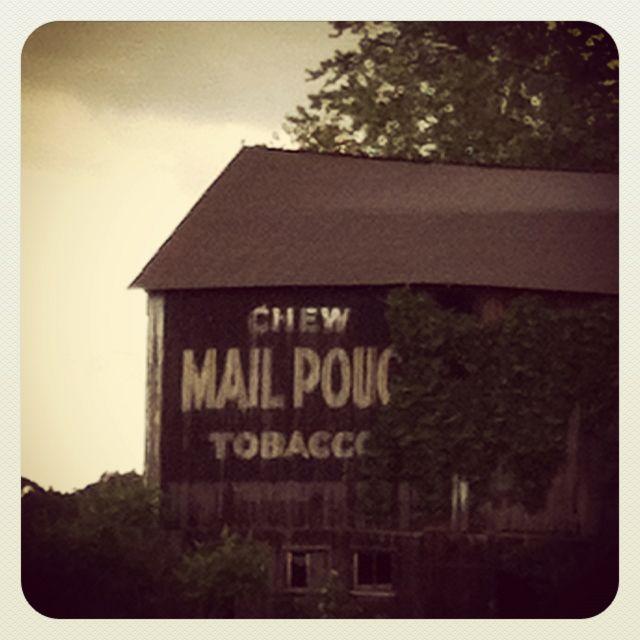Barn in Fishertown PA