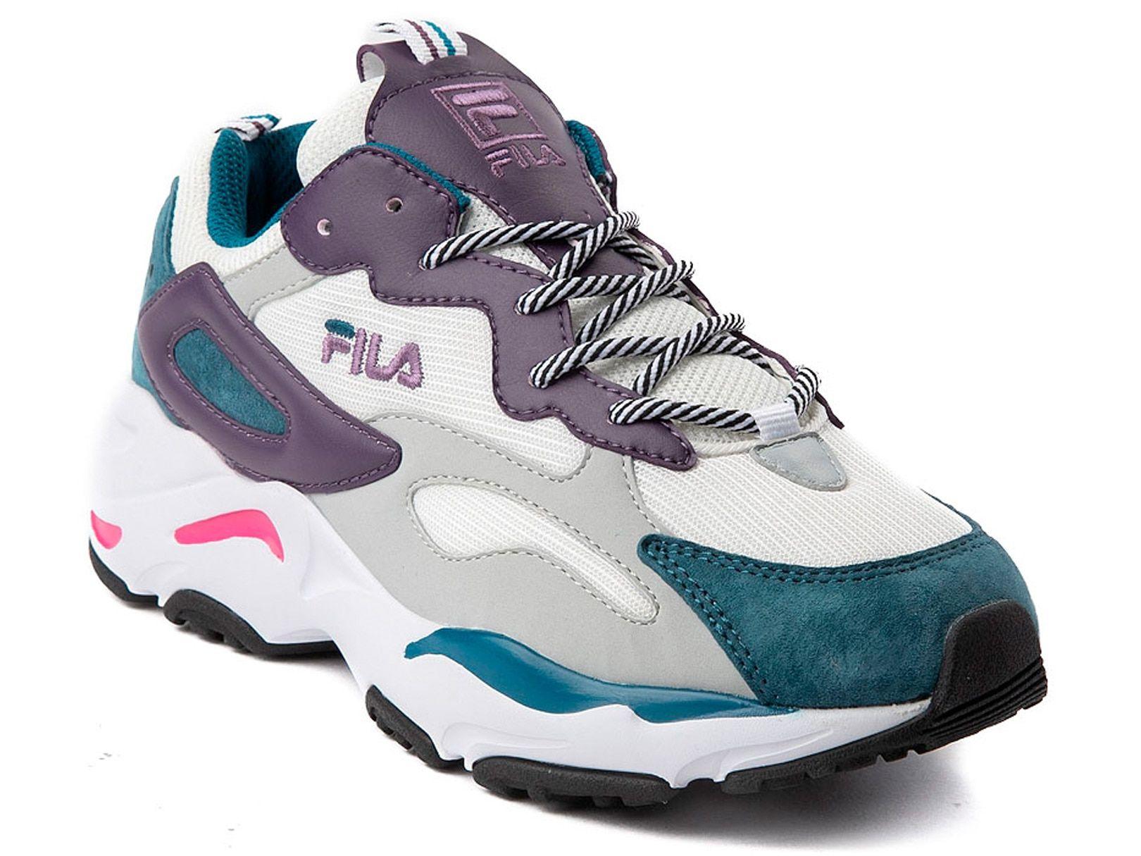 Tenis Fila Blanco En 2020 Zapatos Tenis Para Mujer Zapatos Fila Zapatillas Fila