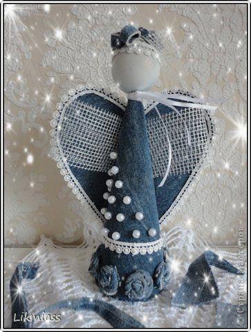 Декор предметов, Куклы, Оберег: ДАРИТЕ АНГЕЛОВ ВСЕГДА 8 марта, Валентинов день, День матери, День рождения, День семьи. Фото 1