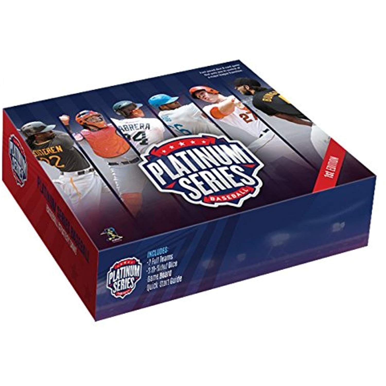 Platinum Series Baseball * Click image for more details