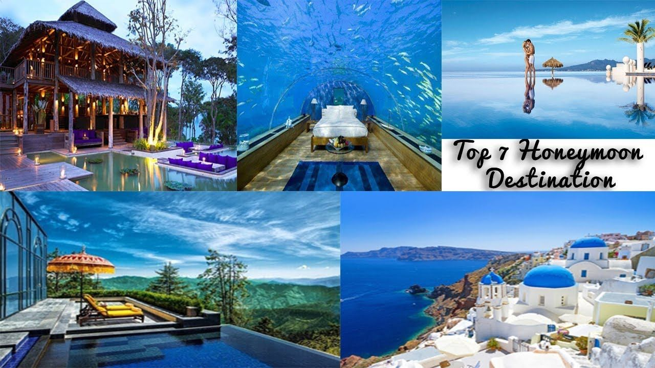 top 7 honeymoon destination in usa | best 7 honeymoon places in usa