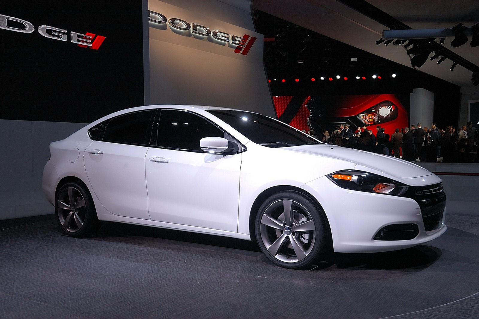 The New Dodge Dart Will Come In A Array Of New Colors And Options