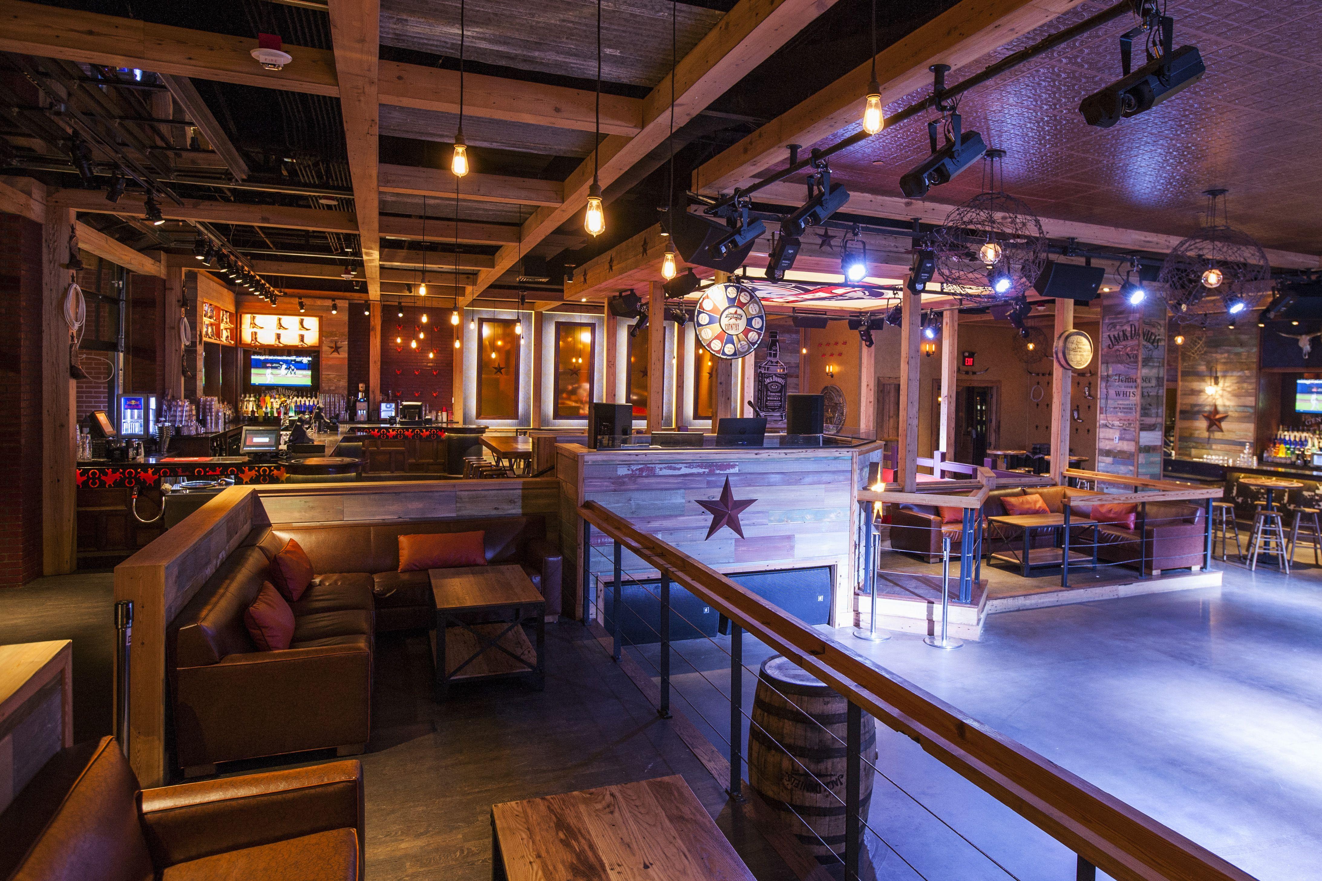 Vip Pbr St Louis Western Restaurant Country Bar Cowboys Bar