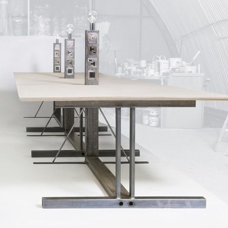 Architecture Studio Desks 18 feet & risingstudio octopi | basketball hoop, basketball