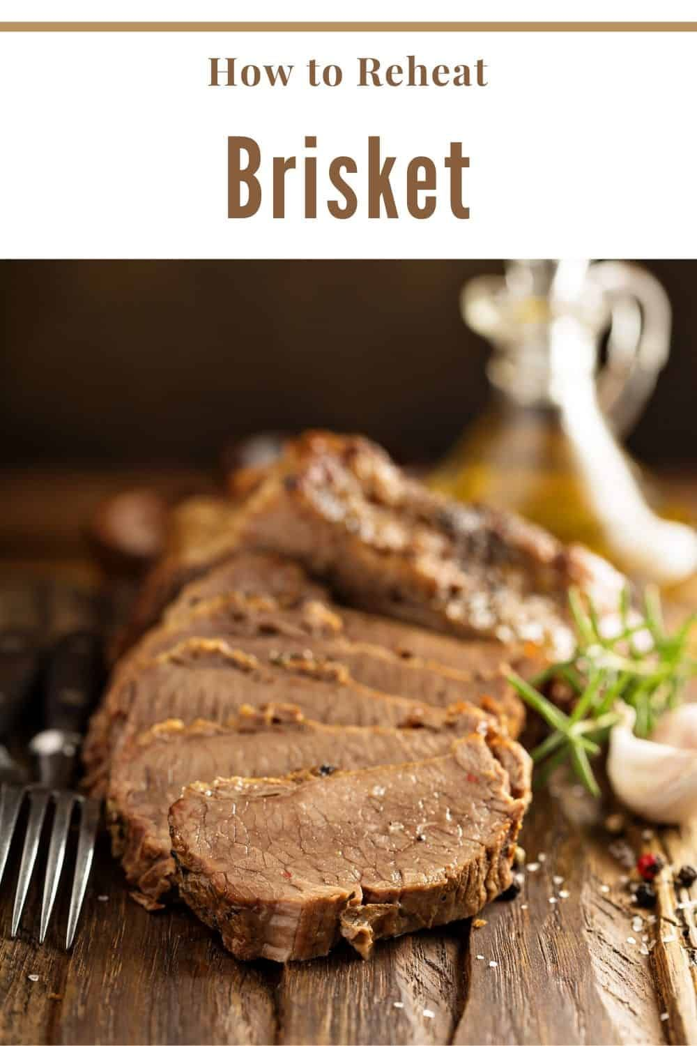 How To Reheat Brisket In 4 Easy Ways Without Drying It Out Recipe Brisket Oven Brisket Recipes Brisket Recipes