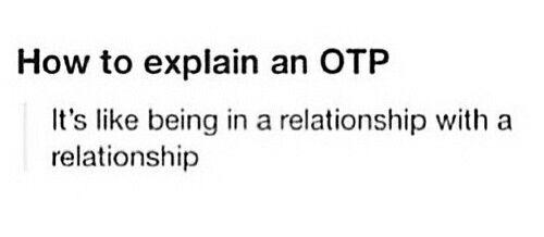 How yo explain an OTP