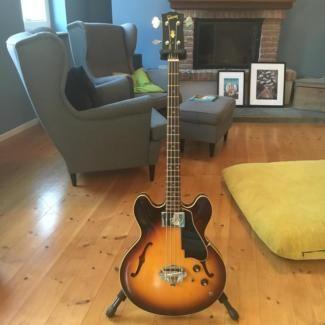 Gibson EB 2 Bass, Bj. 1967, Mint, Vintage SAMMLERZUSTAND in Rheinland-Pfalz…