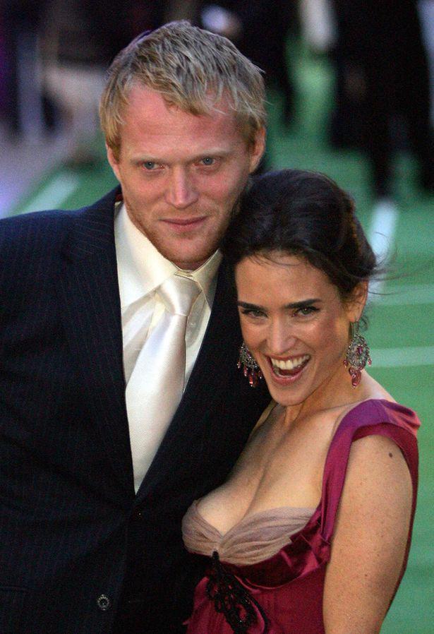 Jennifer Connelly and Paul Bettany: Jennifer, 42, snapped ...