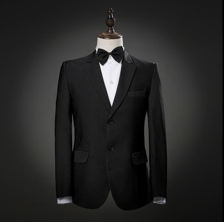 Blazer men formal dress latest coat pant designs suit men costume homme  business trouser marriage wedding suits for men s black 5d353f71a97