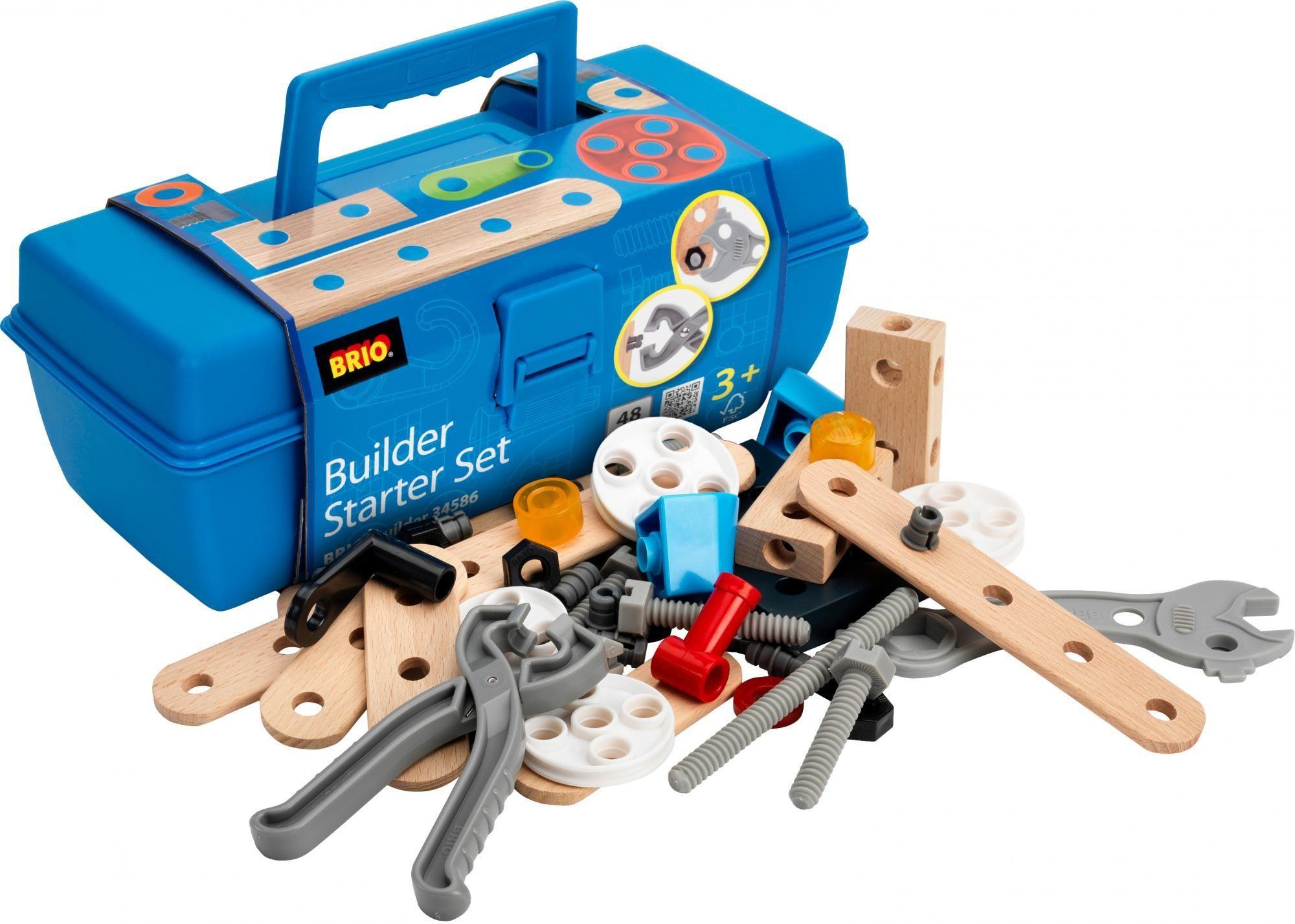 Brio Zestaw Majsterkowicza Builder Box 34586 Ceny I Opinie