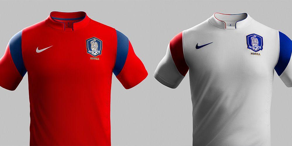 All 32 World Cup Kits Ranked From Best To Worst Sbnation Com Football Shirts Nike Football Kits Football