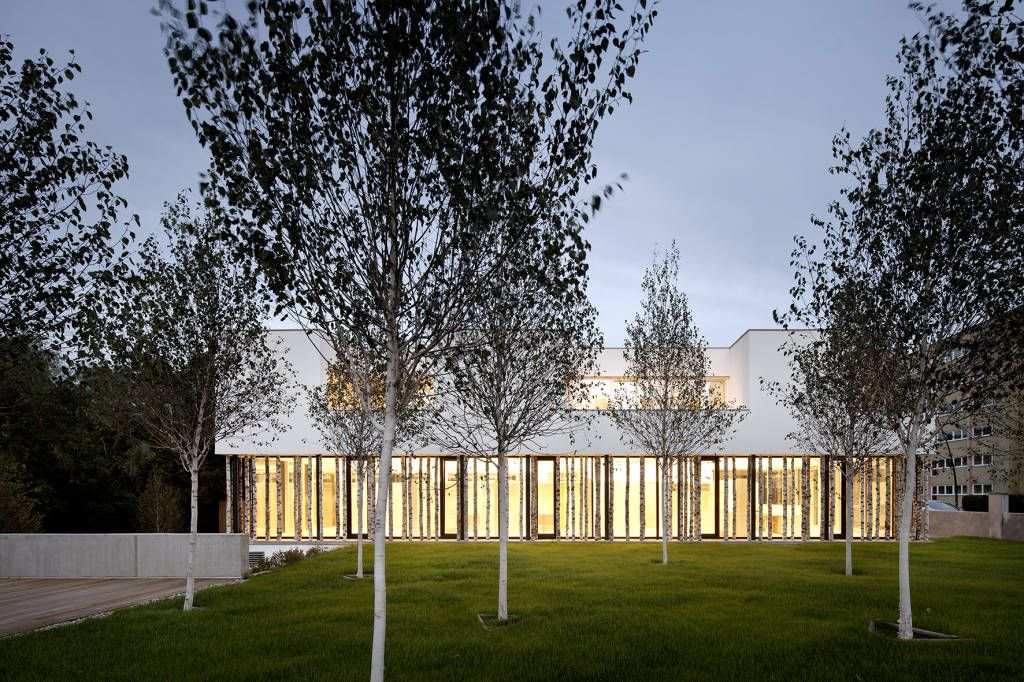 ORDINATION WIENERWALD : Moderne Häuser von juri troy architects