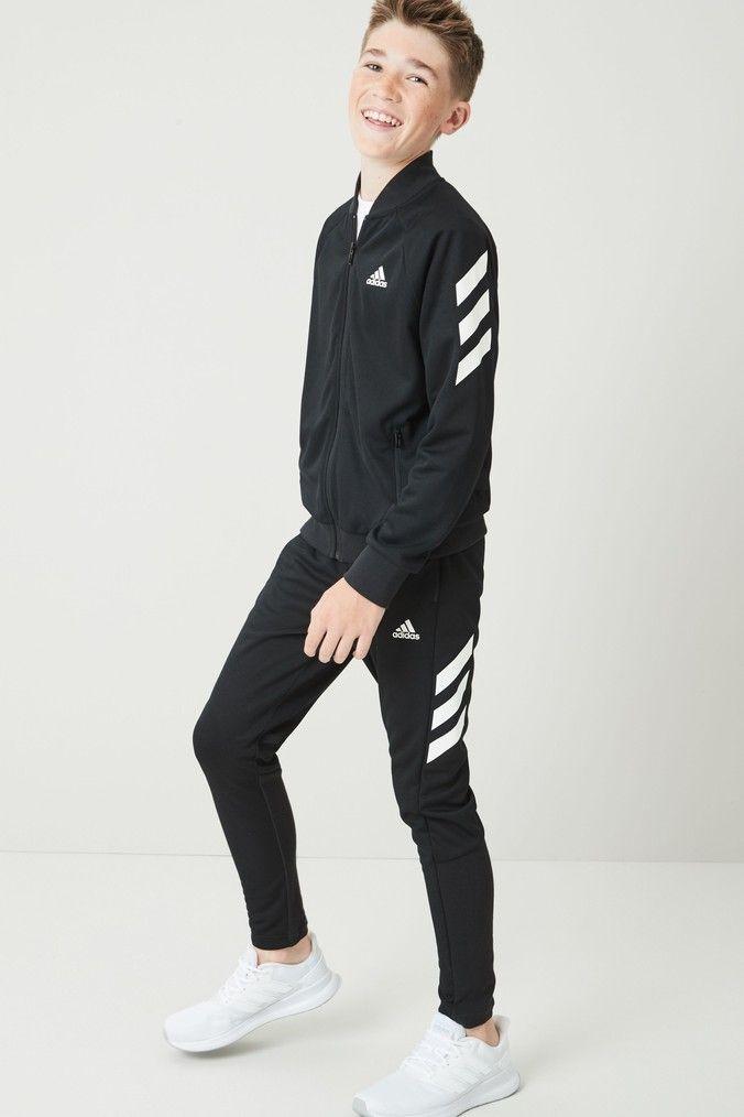 adidas fleece tracksuit