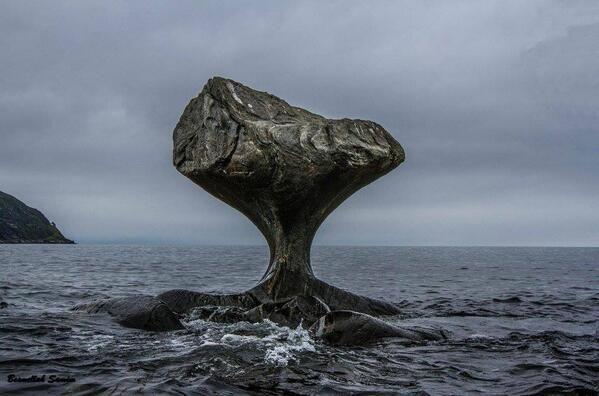 El poder de la erosión.