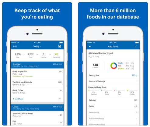 5 Free Macrobiotic Diet Apps That Work Best Health Apps Macros Diet Health App