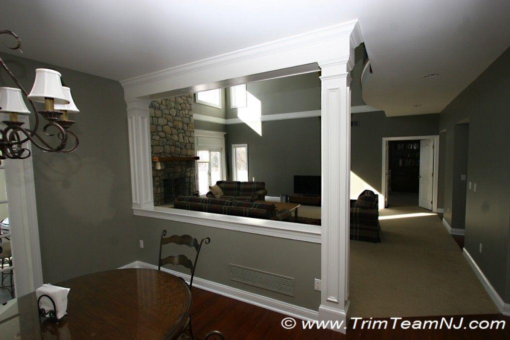 Doorsways and Archways | Trim Team NJ - Woodwork ...