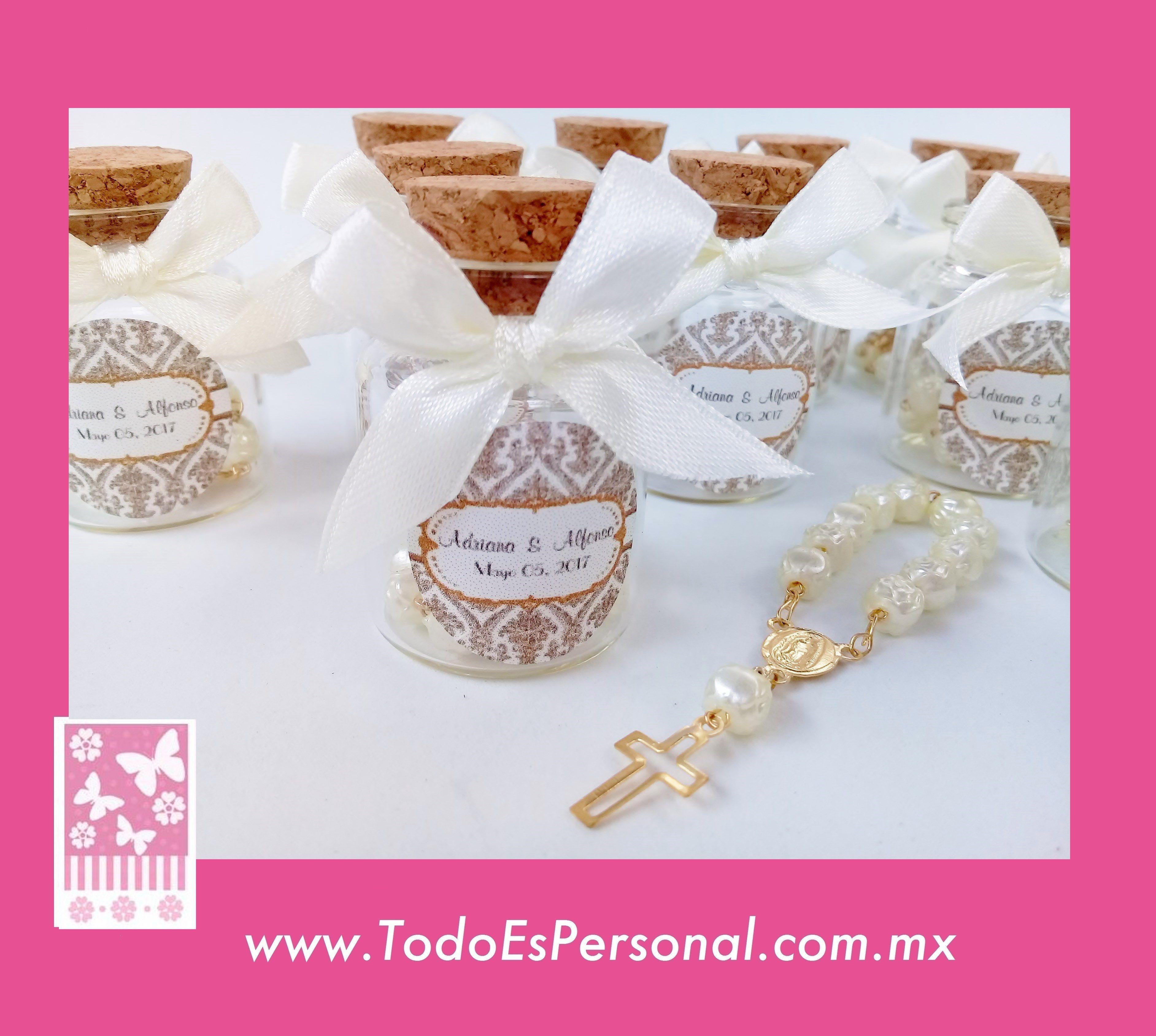 Matrimonio Catolico Padrinos : Decenario frasquito frasco corcho iglesia boda misa