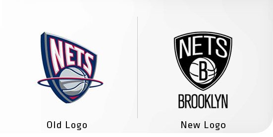 Brooklyn Nets Logo Re Design