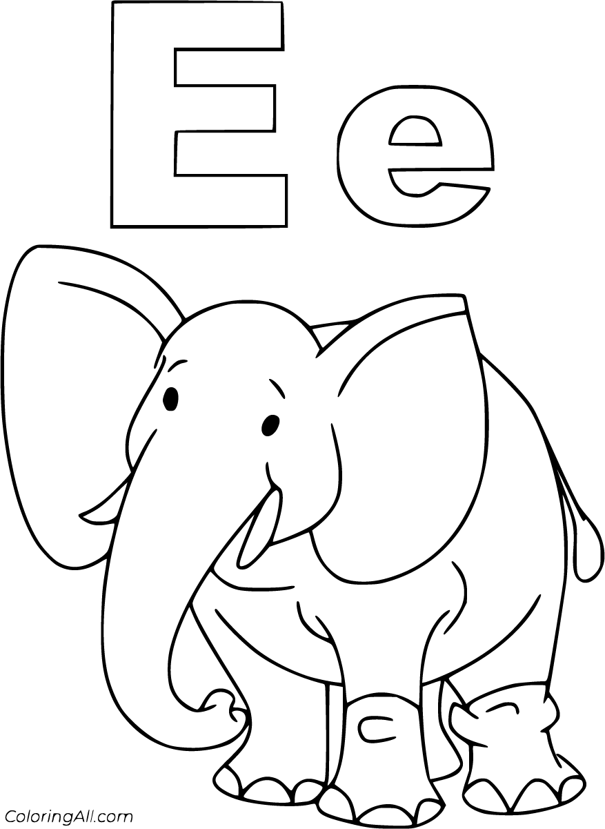42 Free Printable Letter E Coloring Pages In Vector Format Easy To Print From Any Device A Alphabet Coloring Pages Abc Coloring Pages Preschool Coloring Pages [ 1201 x 877 Pixel ]