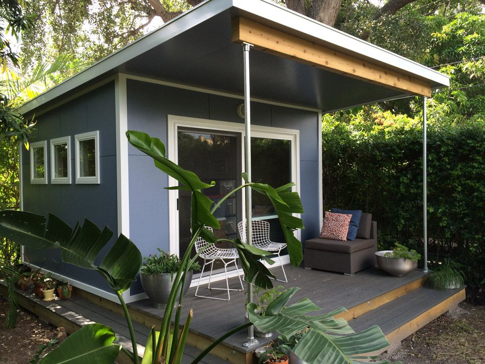 Prefab From Cabin Fever Backyard Cabin Best Tiny House