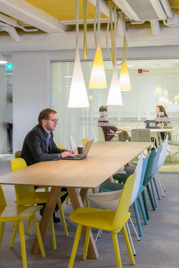 Tui Nordic Offices Stockholm Office Snapshots Scandinavian Office Office Interior Design Office Design