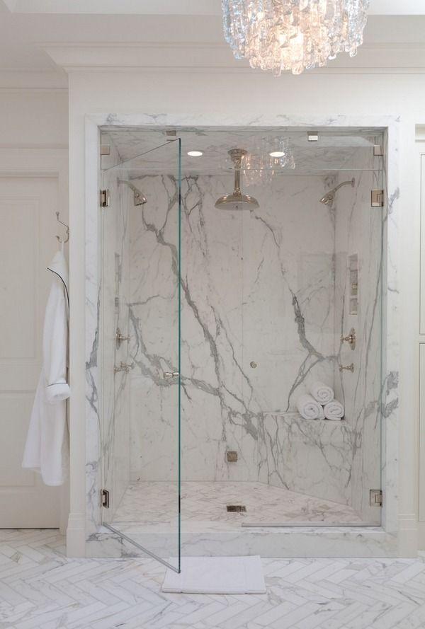 Cultured Marble Walk In Shower Modern Bathroom Design Ideas - Faux marble bathroom countertops for bathroom decor ideas