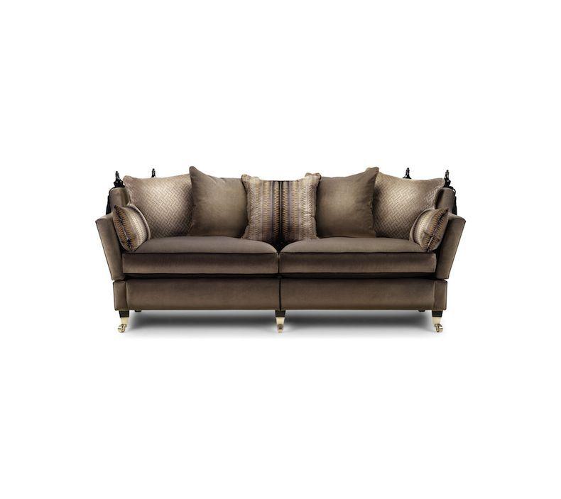 Minster Knole Sofa | Sofas | Custom Made Furniture | Bespoke Furniture |  Whitehead Designs |