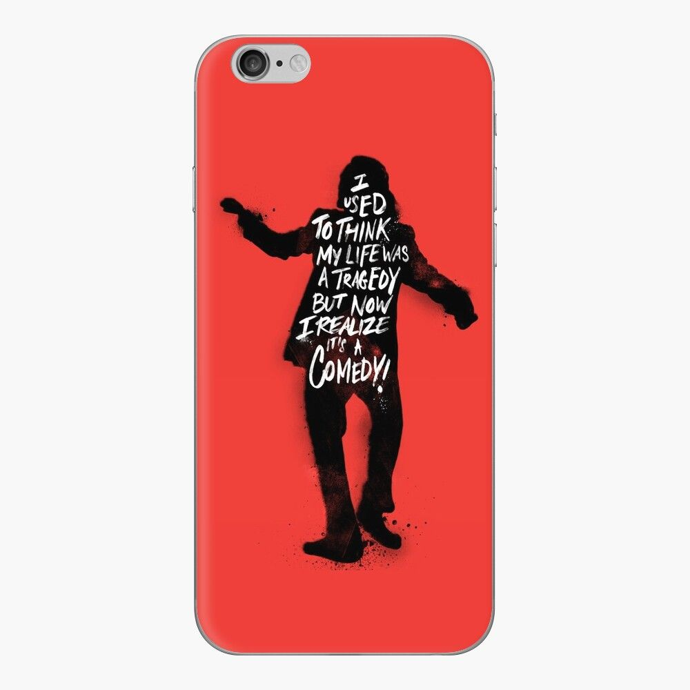 Joker quote iphone case by rjartworks in 2020 iphone