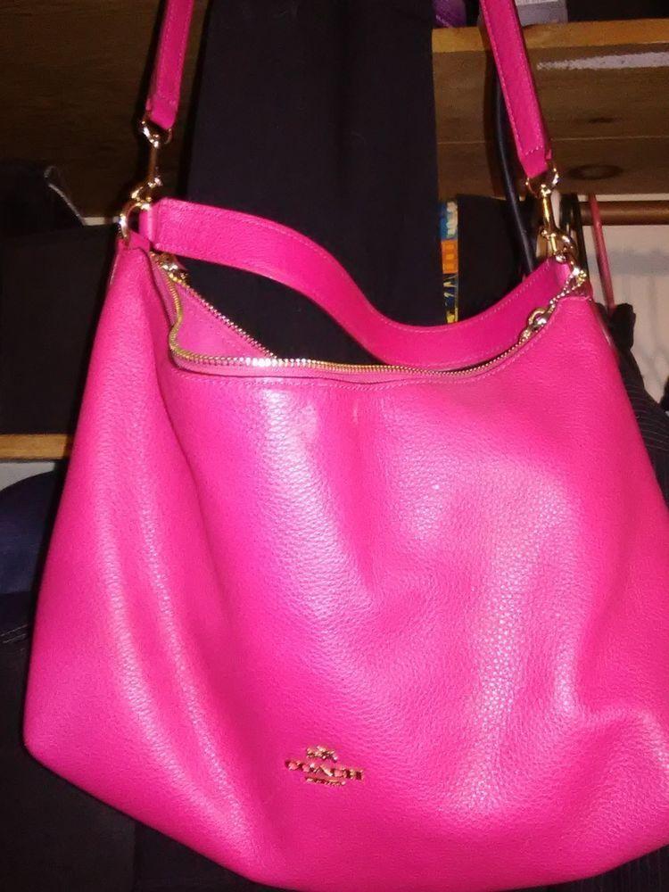 fb007e4b46 coach purse pink  fashion  clothing  shoes  accessories  womensbagshandbags  (ebay link)