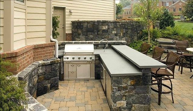 Outdoor Kitchen Bar Counter Outdoor Kitchen Surrounds Landscape Interesting Outdoor Kitchen Bar Designs 2018